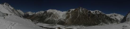 Parque Provincial Aconcagua: The Range