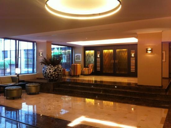 Hotel Hyllit: lobby