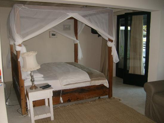 Plett River Lodge: Bedroom