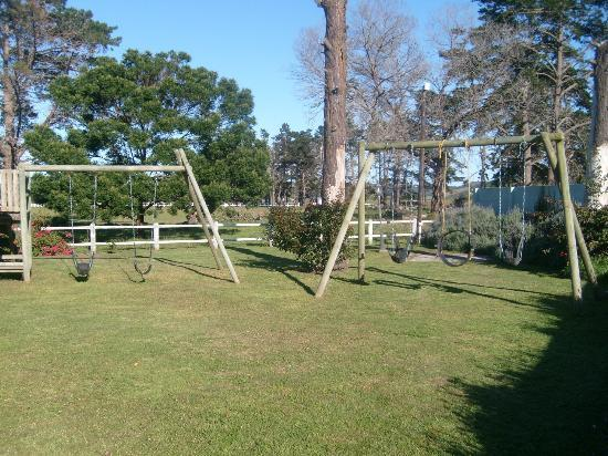 Plett River Lodge: Kids Play Area