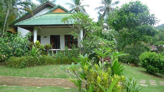 วิภา ทรอปิคัล รีสอร์ท: Un des bungalows de l'hôtel