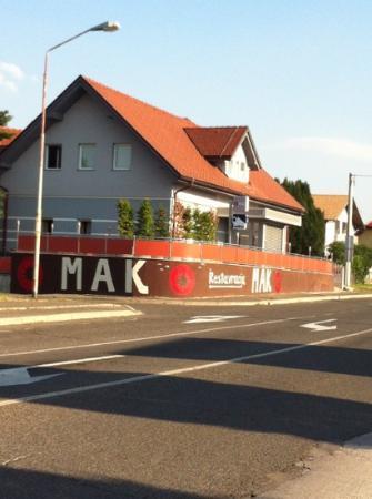 Restavracija Mak