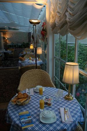 Hotel Le K'Loys : Breakfast room