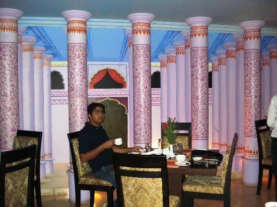 Emarald Hotel: Breakfast at Pride
