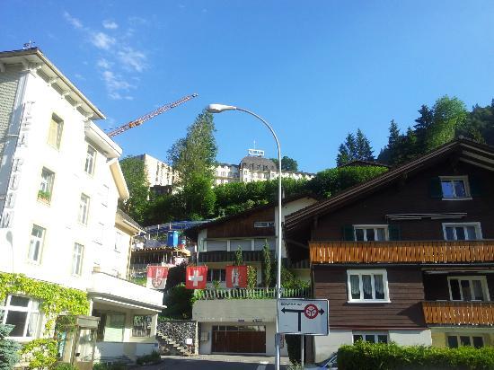 Hotel Terrace: 1