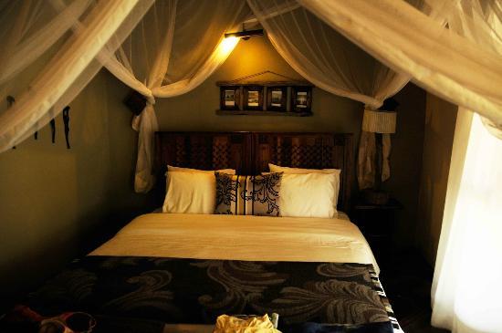 Villas do Indico Ocean Eco-Resort & Spa: Comfortable bed