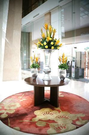 Hilton Bandung: foye