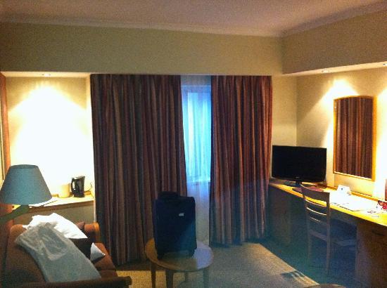 City Lodge Hotel Bryanston: Bedroom view 1