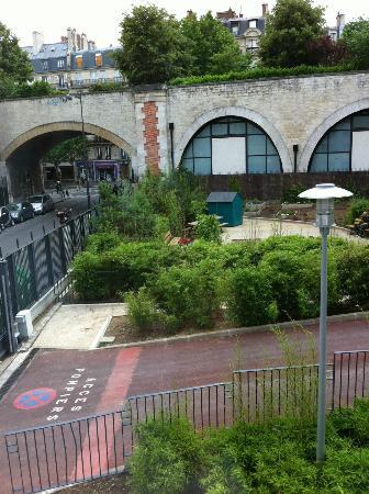 Adagio Access Paris Bastille: Premiere etage