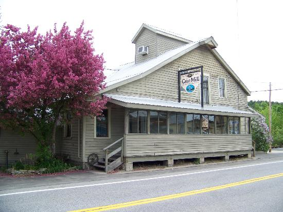 Grist Mill Restaurant Warrensburg New York
