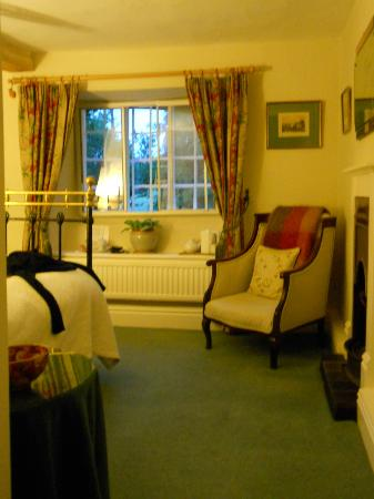 Birches Mill: Our room