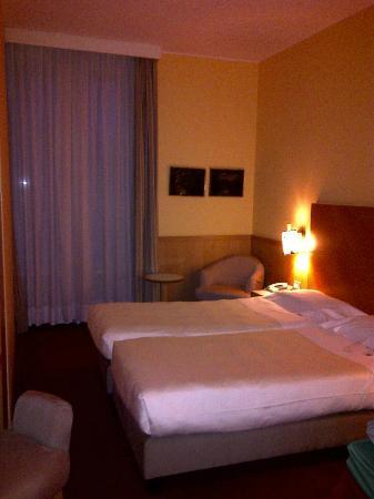 UNA Hotel Tocq: Comfortable room