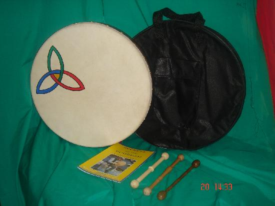 Roundstone Music & Crafts: Beginers Bodhran pack
