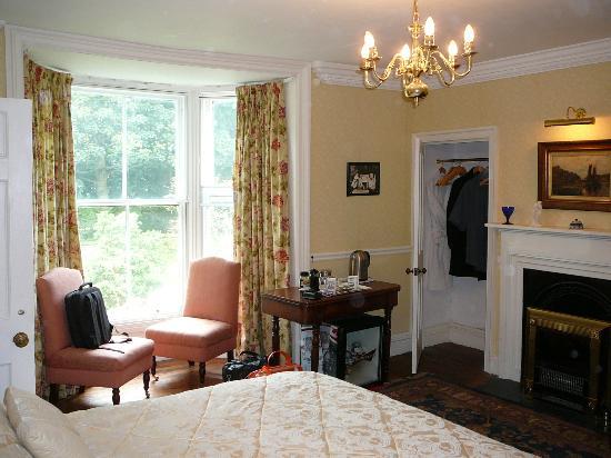 Newbegin House : The bedroom