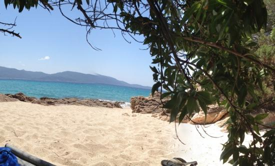 Hotel le Ruesco : Une planque sur la plage…