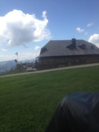 Baita Panorama Hütte: panorama