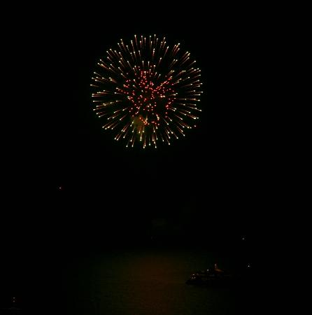 Al Chiaro Di Luna : Fireworks