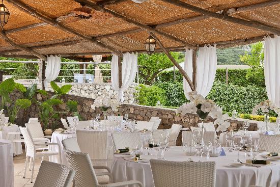 Villa Marina Capri Hotel & Spa: Ziqù Ristorante