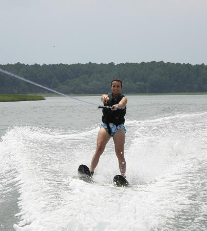 Live Oac Outdoor Adventure Company: Water Skiing- Live Oak