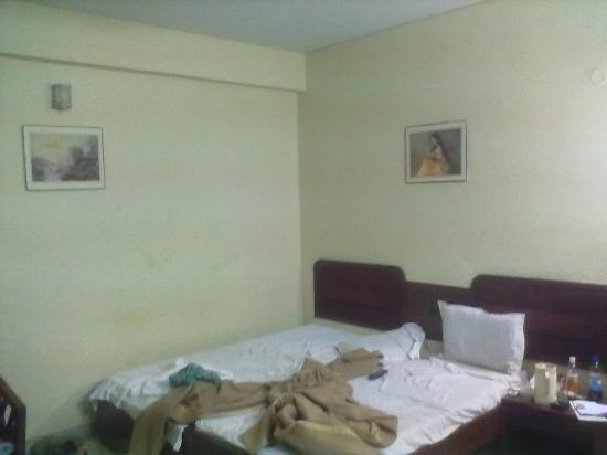 Hotel Surbhi: bed2