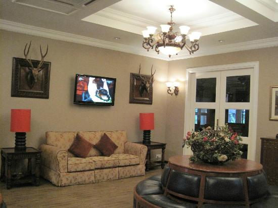 Lembah Impian Country Homes Resort: Lobby