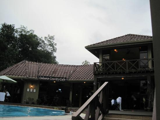 Lembah Impian Country Homes Resort: view from garden