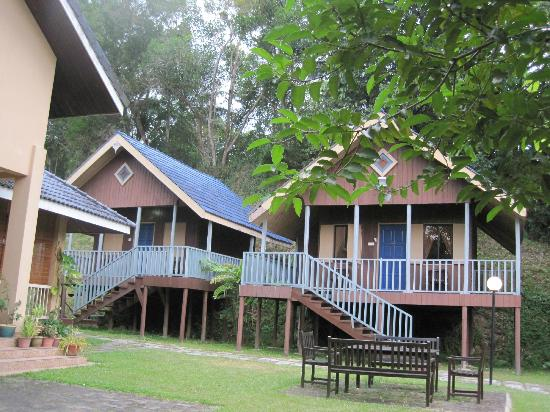 Lembah Impian Country Homes Resort: the chalets
