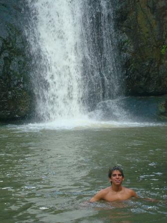 Floriham TreeTop Adventures: waterfall experience