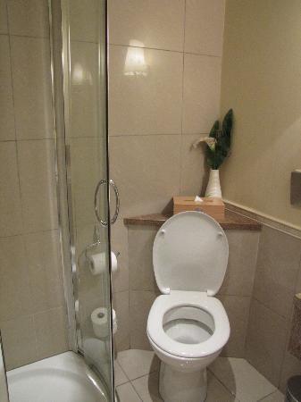 Soho Hotel: Bathroom