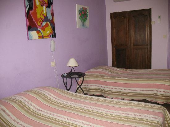 Hotel Saint Roch : room