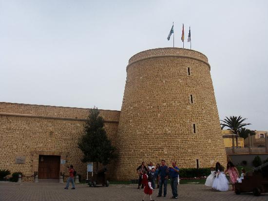 Castillo de Santa Ana: castillo santa ana