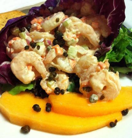 Wild Thyme Gourmet: Shrimp salad