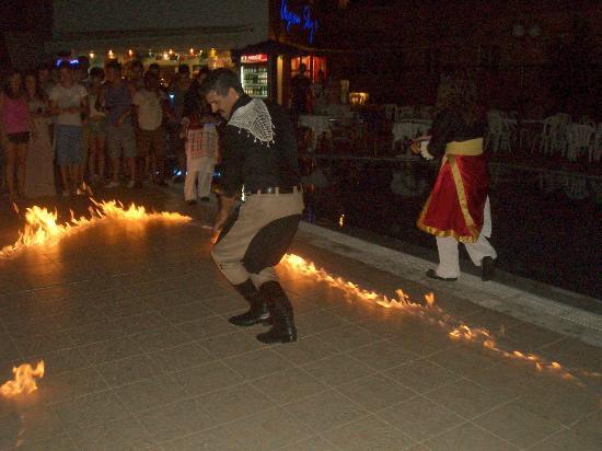 إيجيان سكاي هوتل آند سويتس: Cretan Night 
