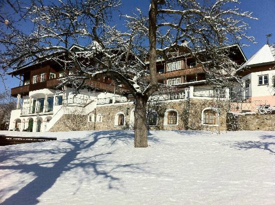 Tennerhof Gourmet & Spa de Charme Hotel: Märchenhafter Tennerhofgarten
