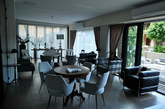 Hotel Miramare: angolo di relax