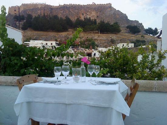 roof garden - odyssia restaurant
