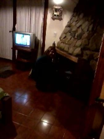 Cabanas El Viejo Marquéz: HOGAR DE CABAÑA 2