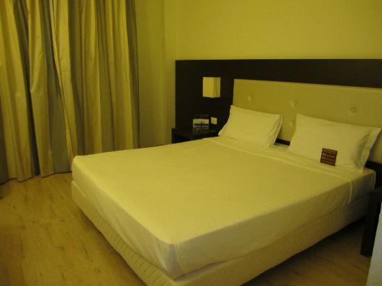 Hotel Executive: camera
