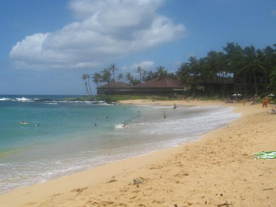 Koa Kea Hotel & Resort: Poipu Beach is a short walk from the hotel