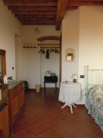 Arpaderba B&B: armadio all'aperto
