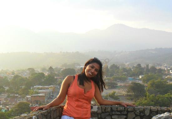 Kawilal Spa Guatemala: apreciando a vista maravilhosa