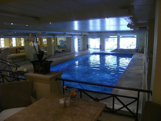 Hotel Bareiss: piscine