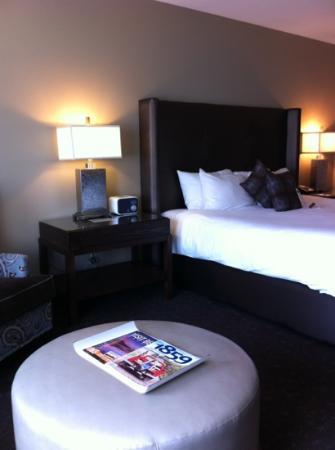 The Oxford Hotel: chambre