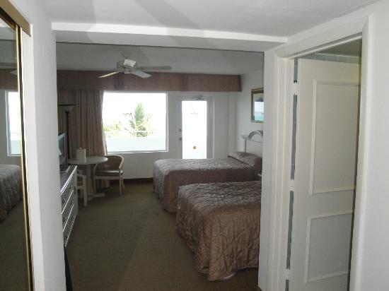 Hotel Riu Plaza Miami Beach : Chambre