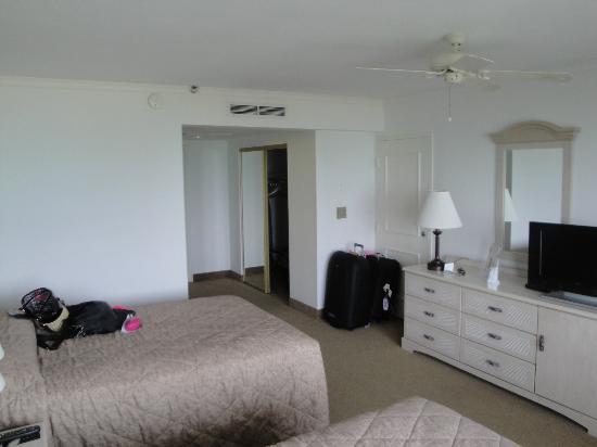 Hotel Riu Plaza Miami Beach : La chambre