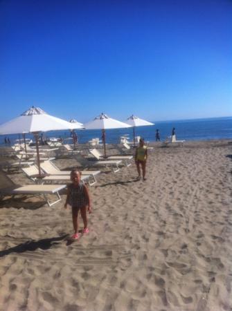 Spiaggia Le Palme 88-89: sempre perfetta!