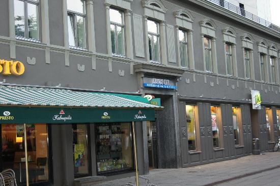 Гостиница Kaunas City: Kaunas City Hotel