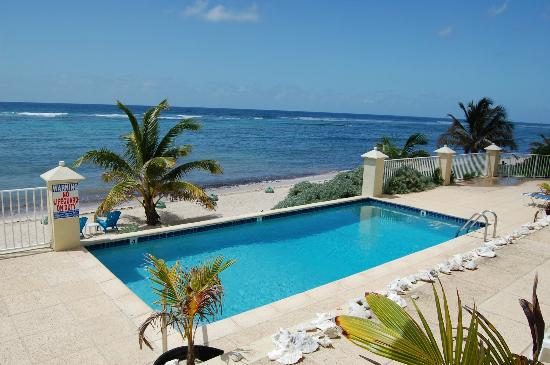 Bodden Town, Grand Cayman: View from Condos