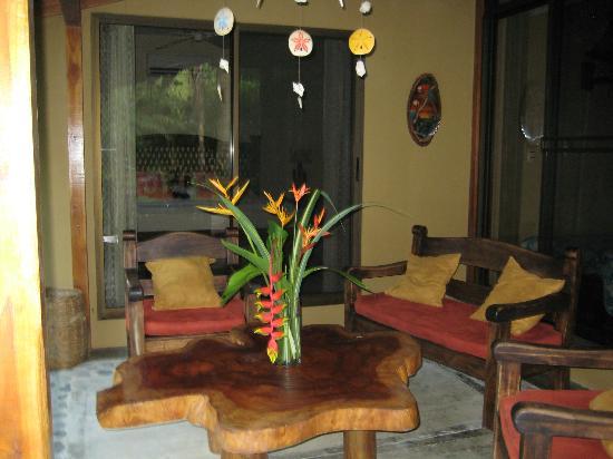 Mariposa Vacation Homes: Lanai