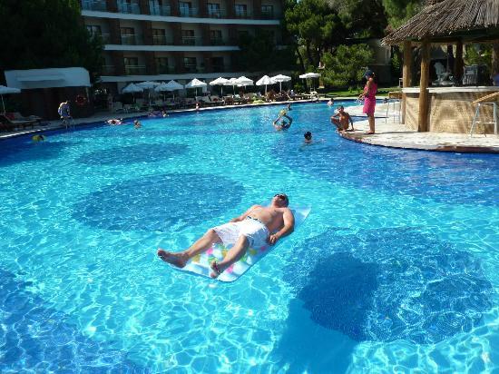 Relax Pool Picture Of Voyage Belek Golf Spa Belek Tripadvisor